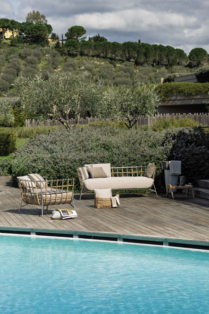 italian outdoor furniture brands. Tweed Sofa By Unopi Italian Outdoor Furniture Brands