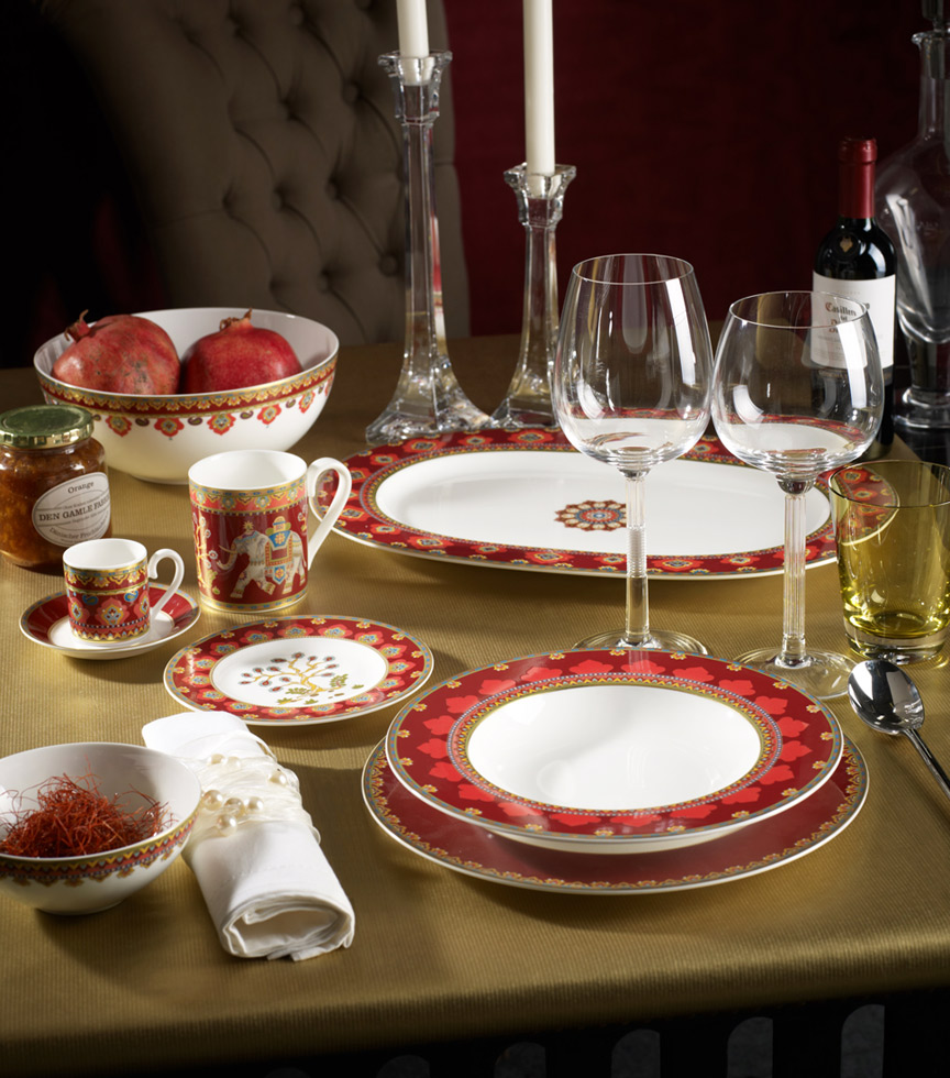 Villeroy boch plates and porcelain tableware photos - Villeroy y bosch ...