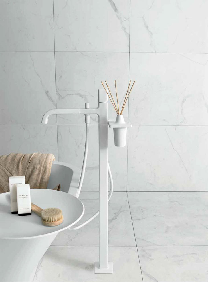 faraway bathroom fittings by zucchetti