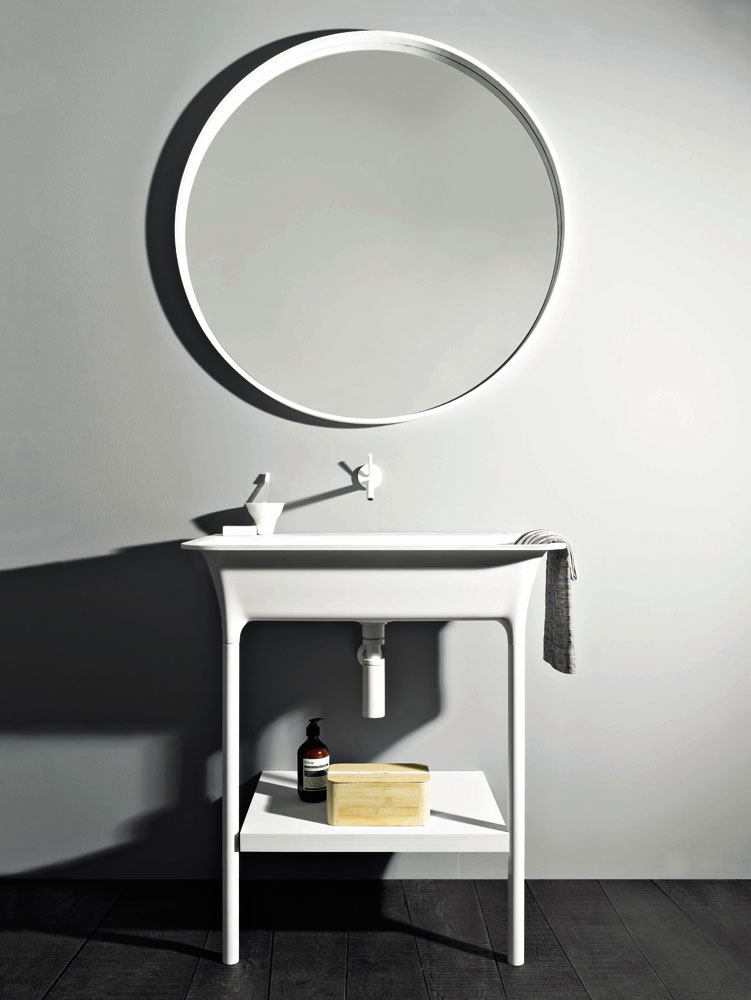 morphing washbasin by kos