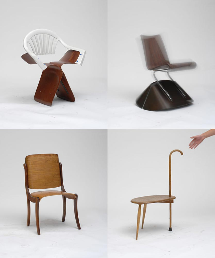 100 Chairs in 100 Days