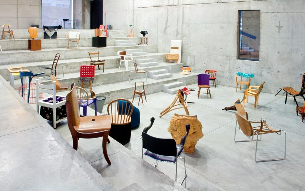 Martino gamper 100 sedie in 100 giorni for 100 chair design