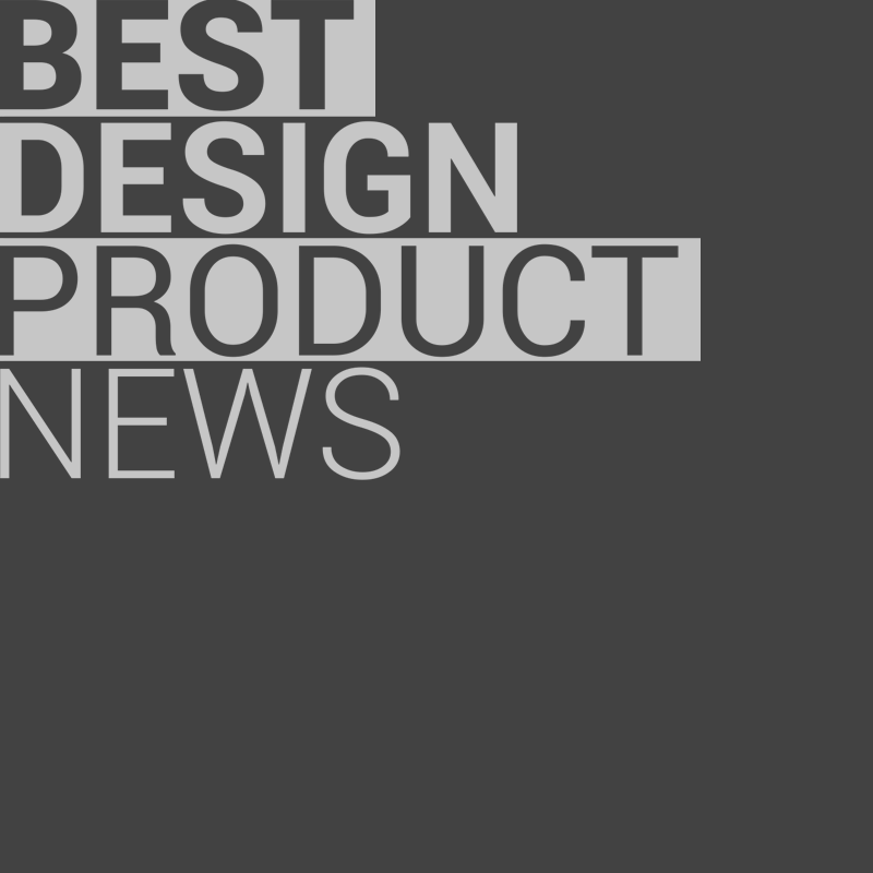 _BEST DESIGN PRODUCT NEWS 2020