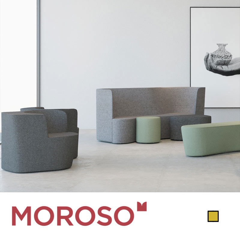 Moroso Best Design Product 2020