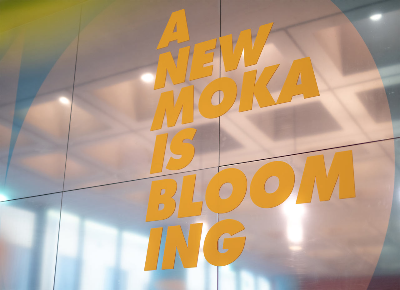 Alessi: A New Moka Is Blooming
