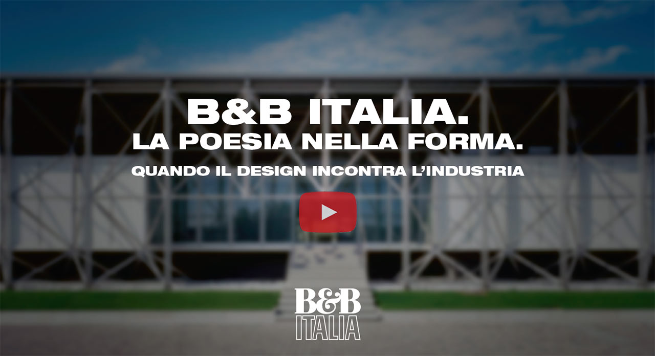 B&B Italia, 50 years of history and beyond