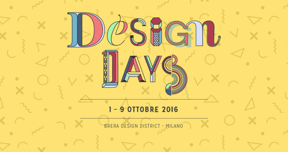 Brera Design Days 2016