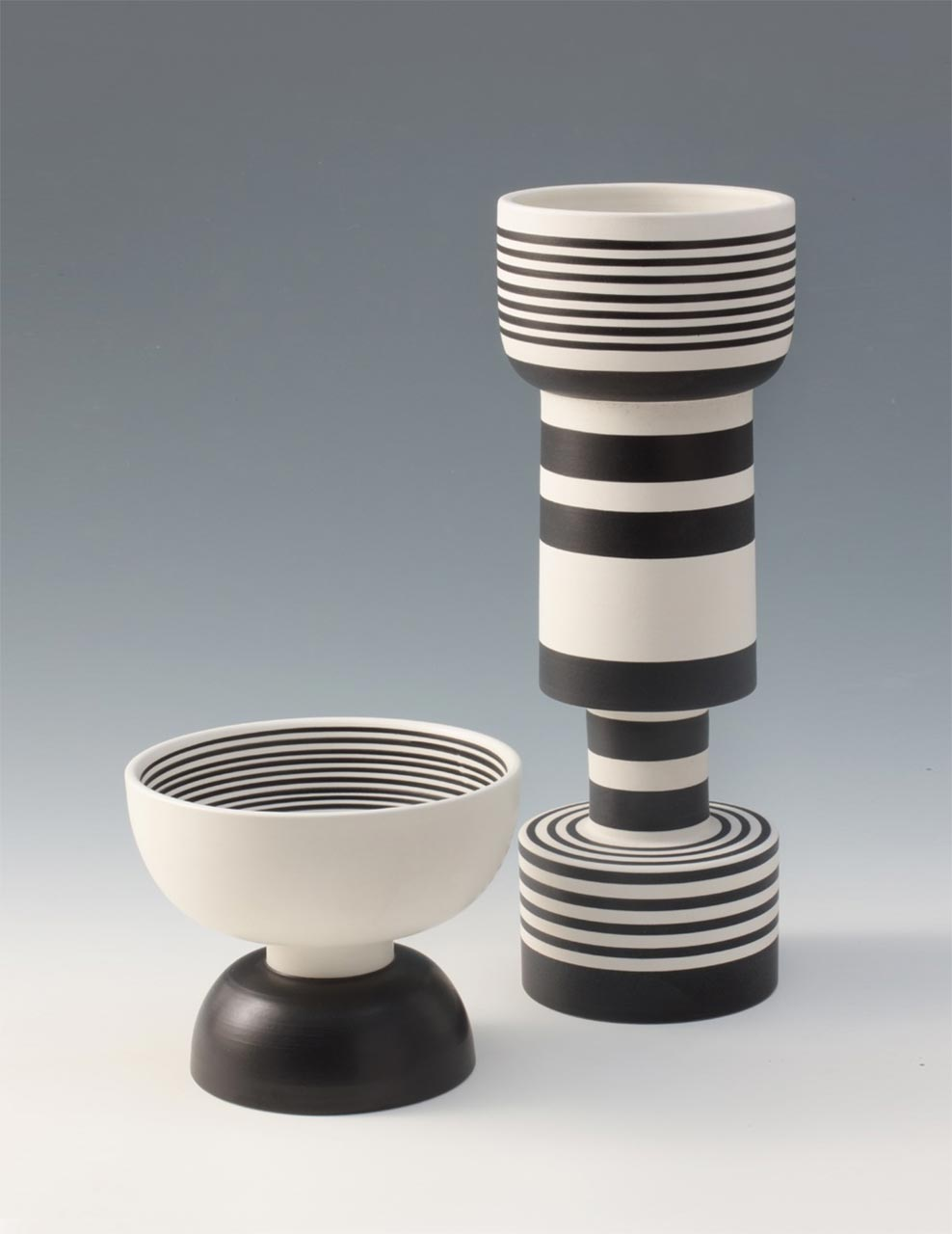 Ettore Sottsass, vessels for Bitossi (1957-59)