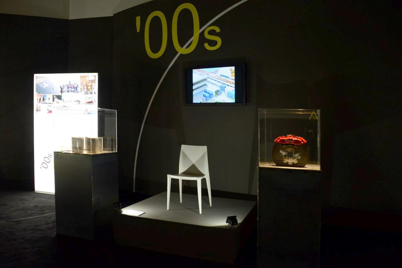 The exhibition d_segno italiano