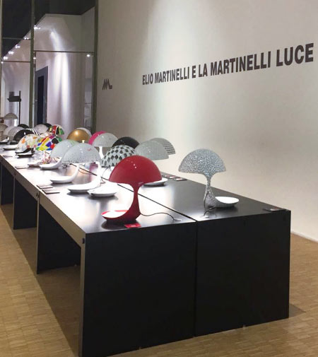 A tribute to Elio Martinelli at the Triennale, Milan