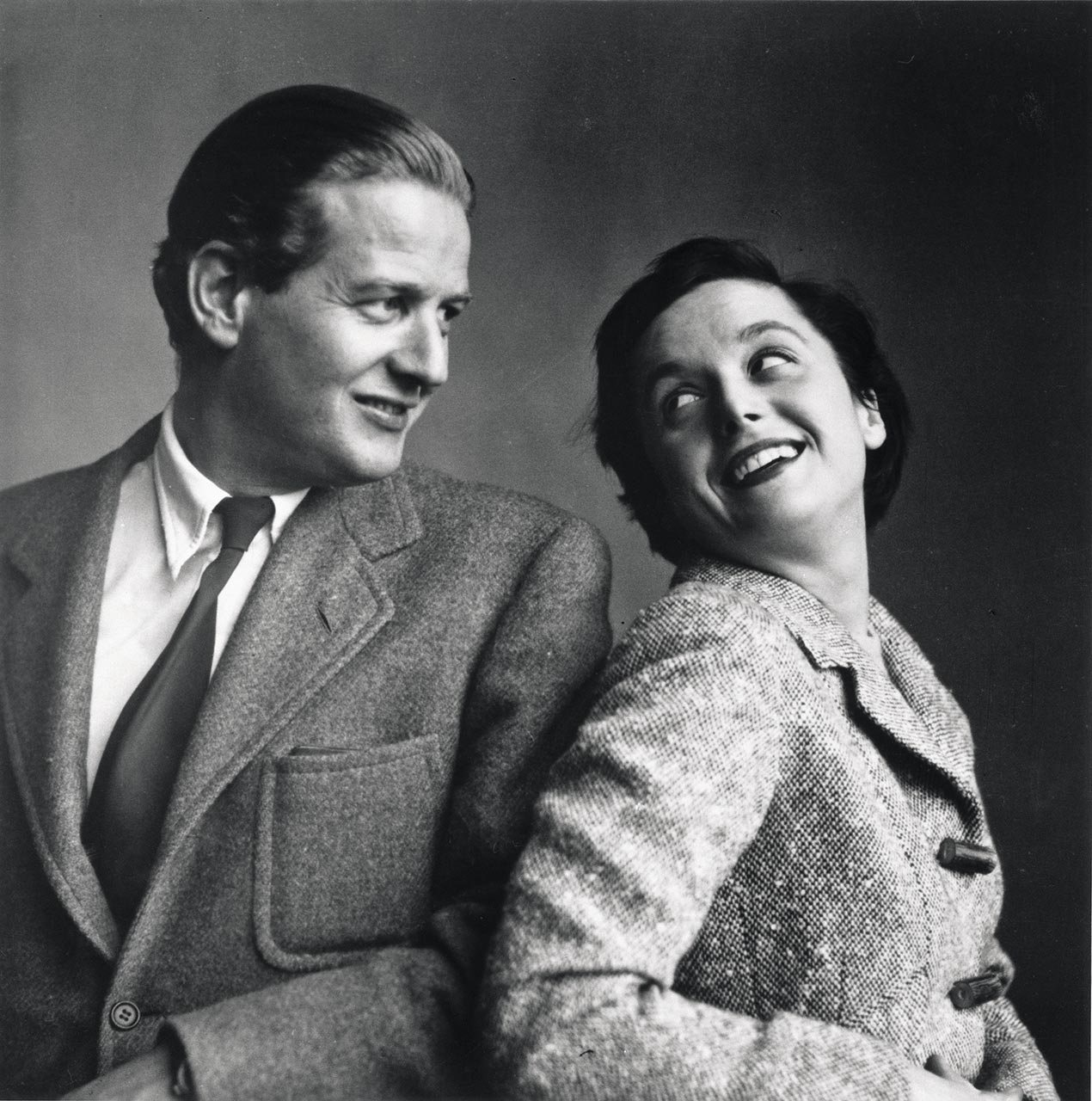Florence and Hans Knoll, the history of a legend