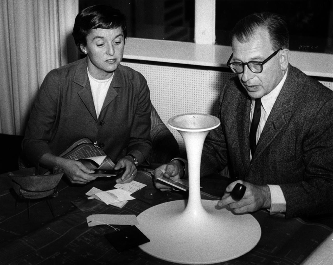 Florence Knoll, the history of a legend