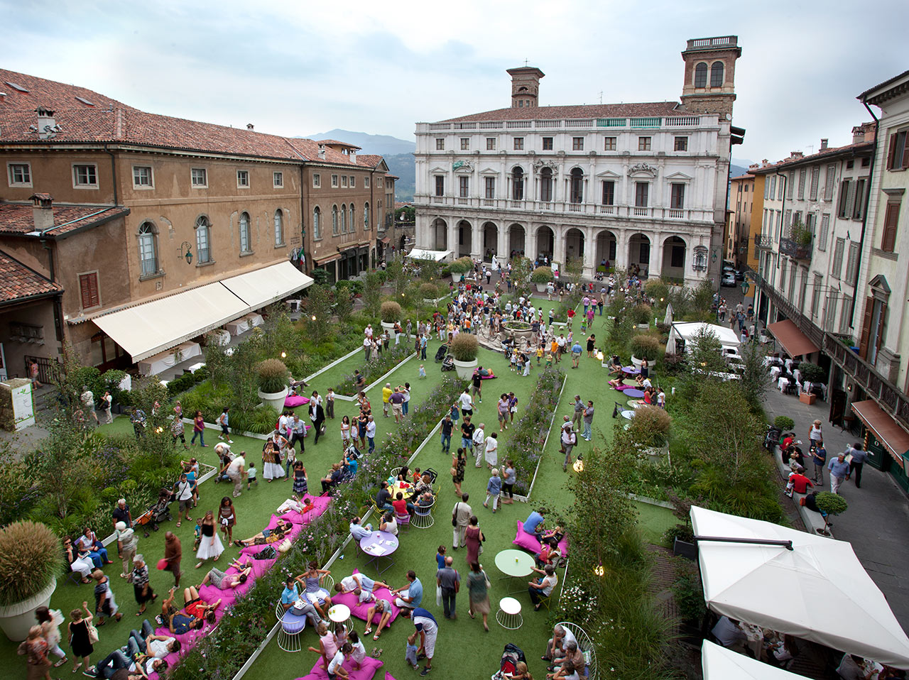 I Maestri del Paesaggio 2016 - International Meeting of the Landscape and Garden