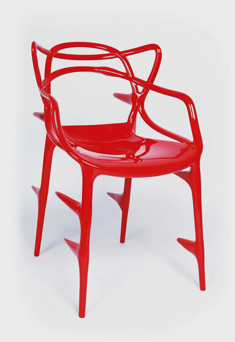 Kartell Masters, new artists' variations