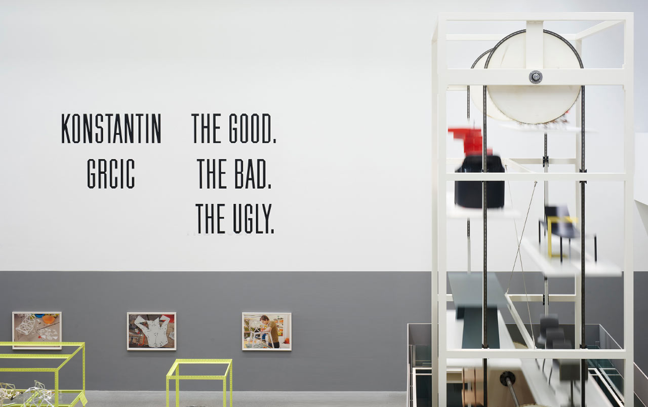 Konstantin Grcic The Good, The Bad, The Ugly