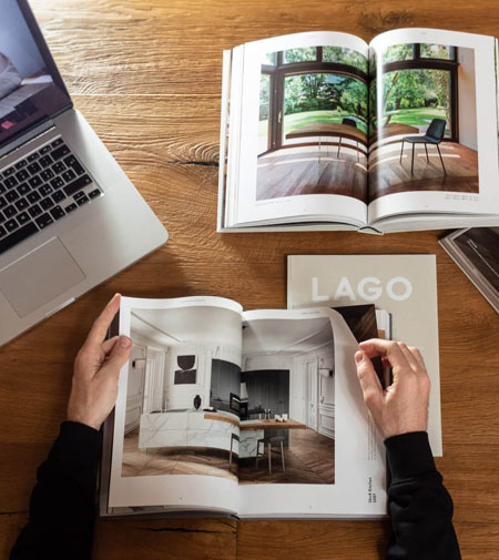 Lago: the at-home personal designer