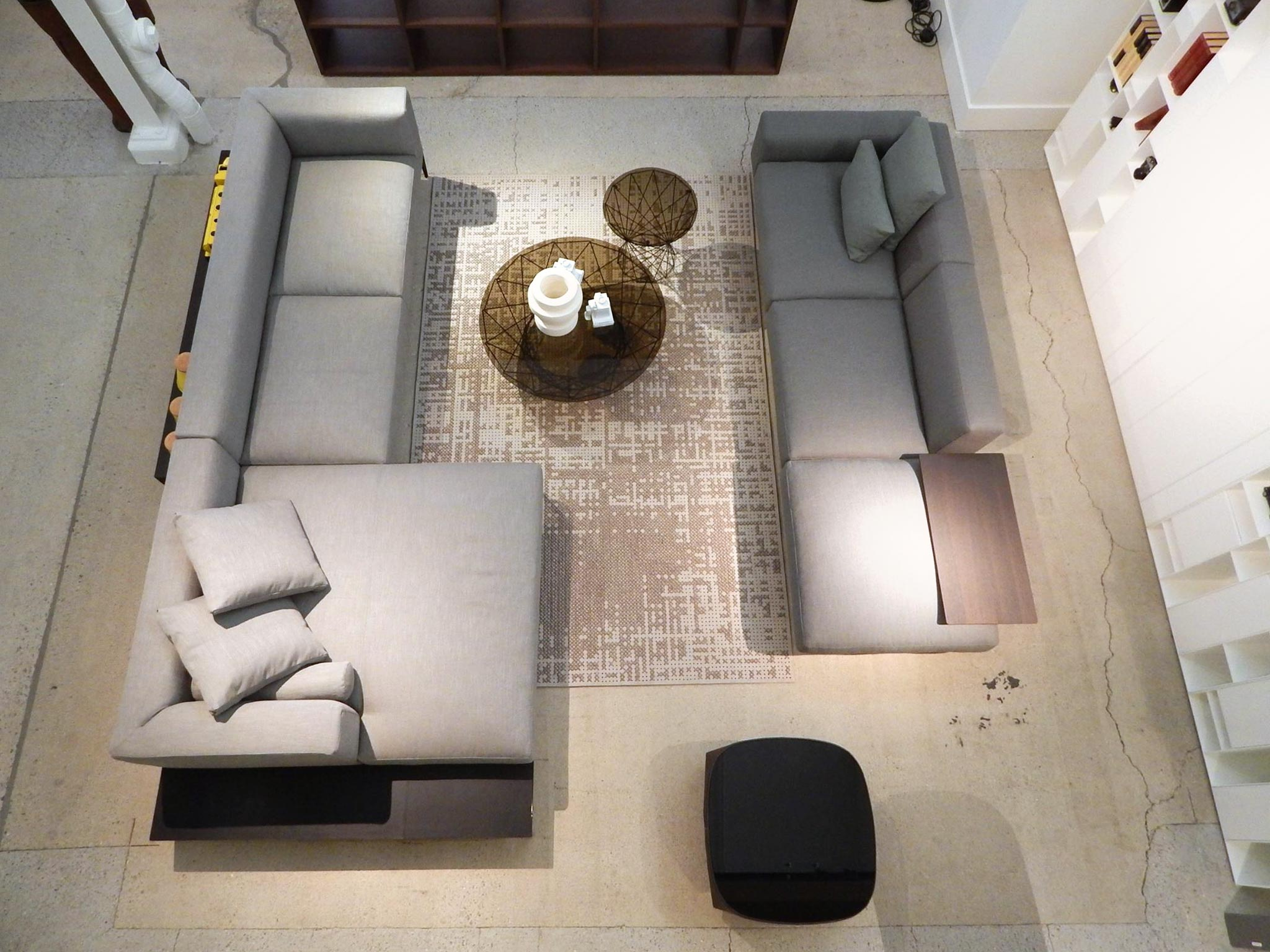 The living room by Lema