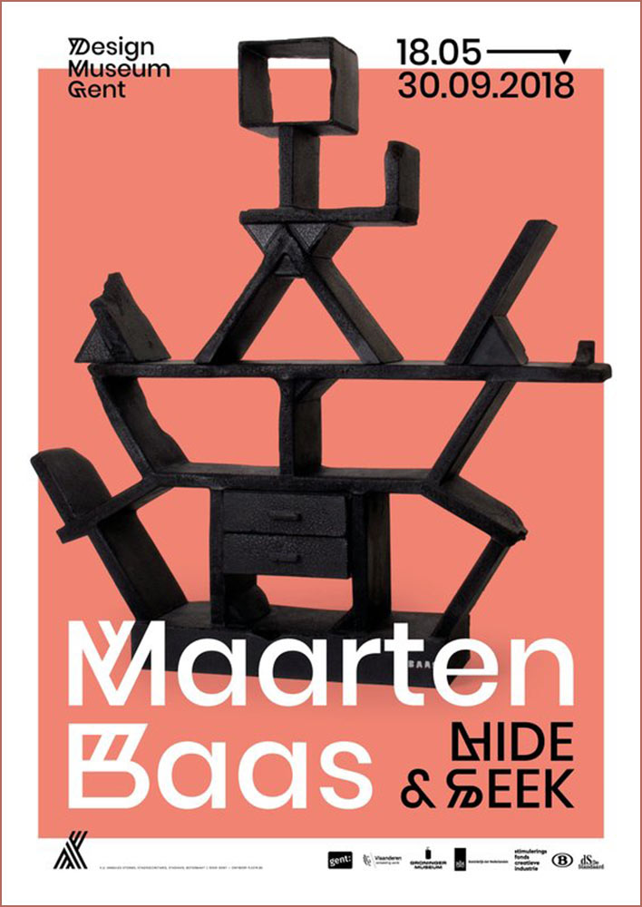 Maarten Baas: Hide & Seek