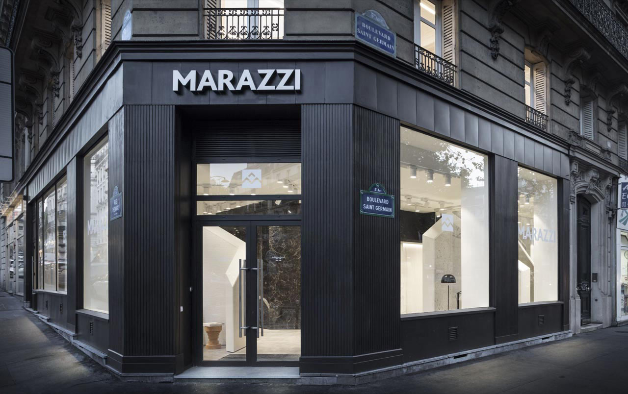 Marazzi showroom Paris