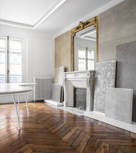 Marazzi opens new Paris showroom