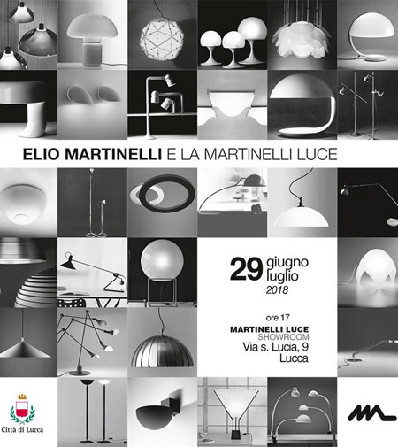 Elio Martinelli on show in Lucca