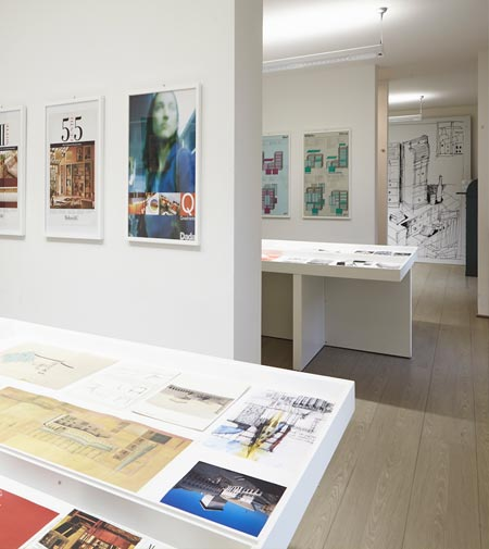I Primi Moderni, exhibition at the Molteni Museum