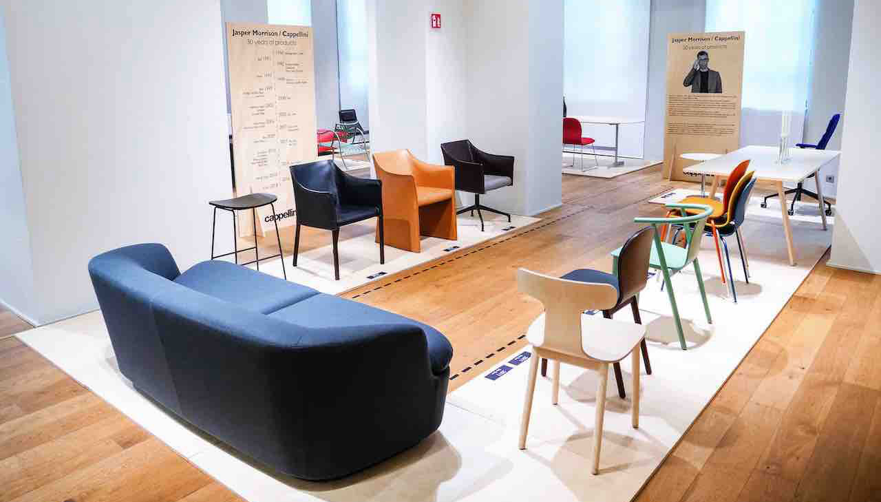 Jasper Morrison – Cappellini, 30 years of products (of design and successes)