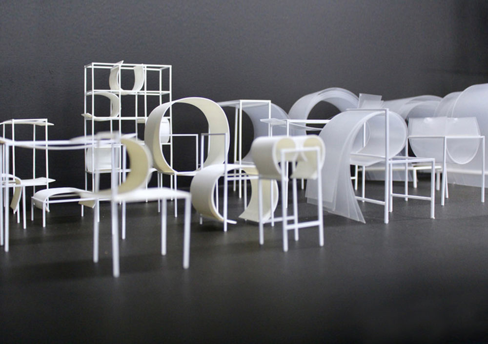 Nendo Form of Movement