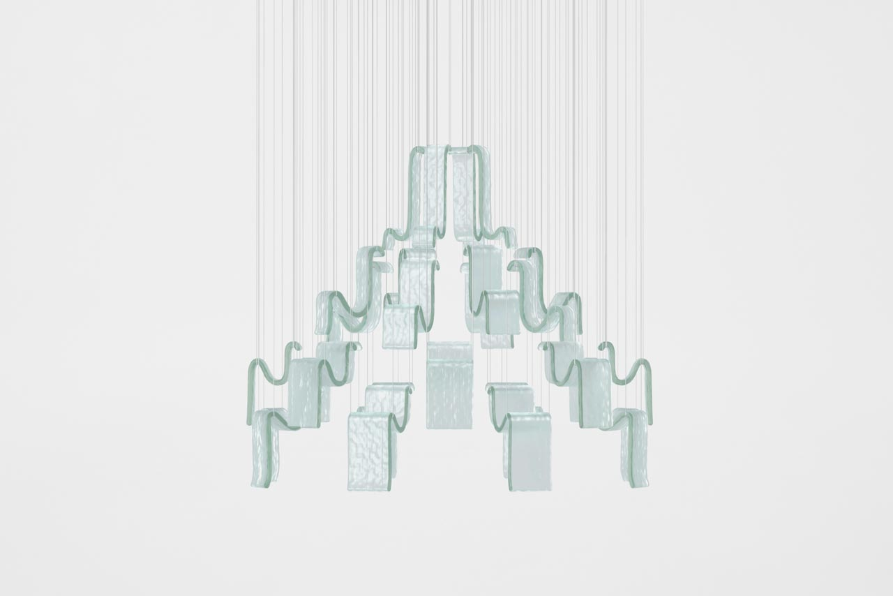Nendo Shape of Gravity