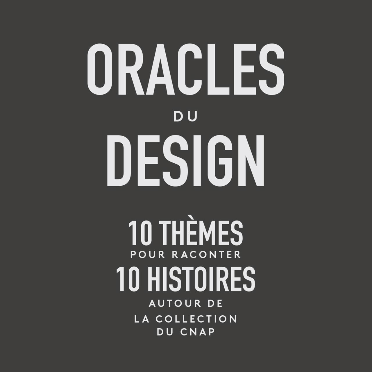 Oracle du Design, manifesto