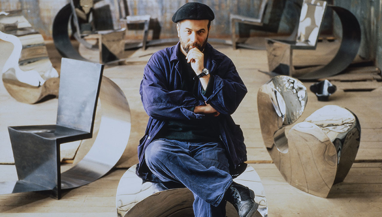 Ron Arad on show: Yes to the Uncommon!