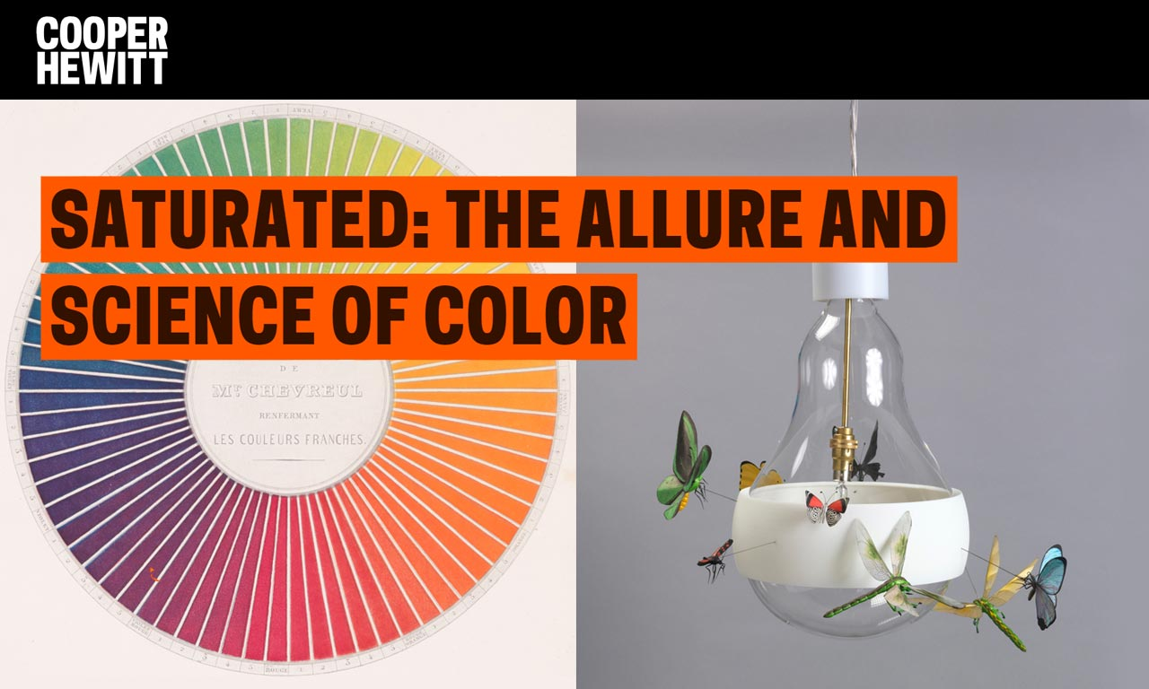 Saturated: The Allure and the Science of Colour