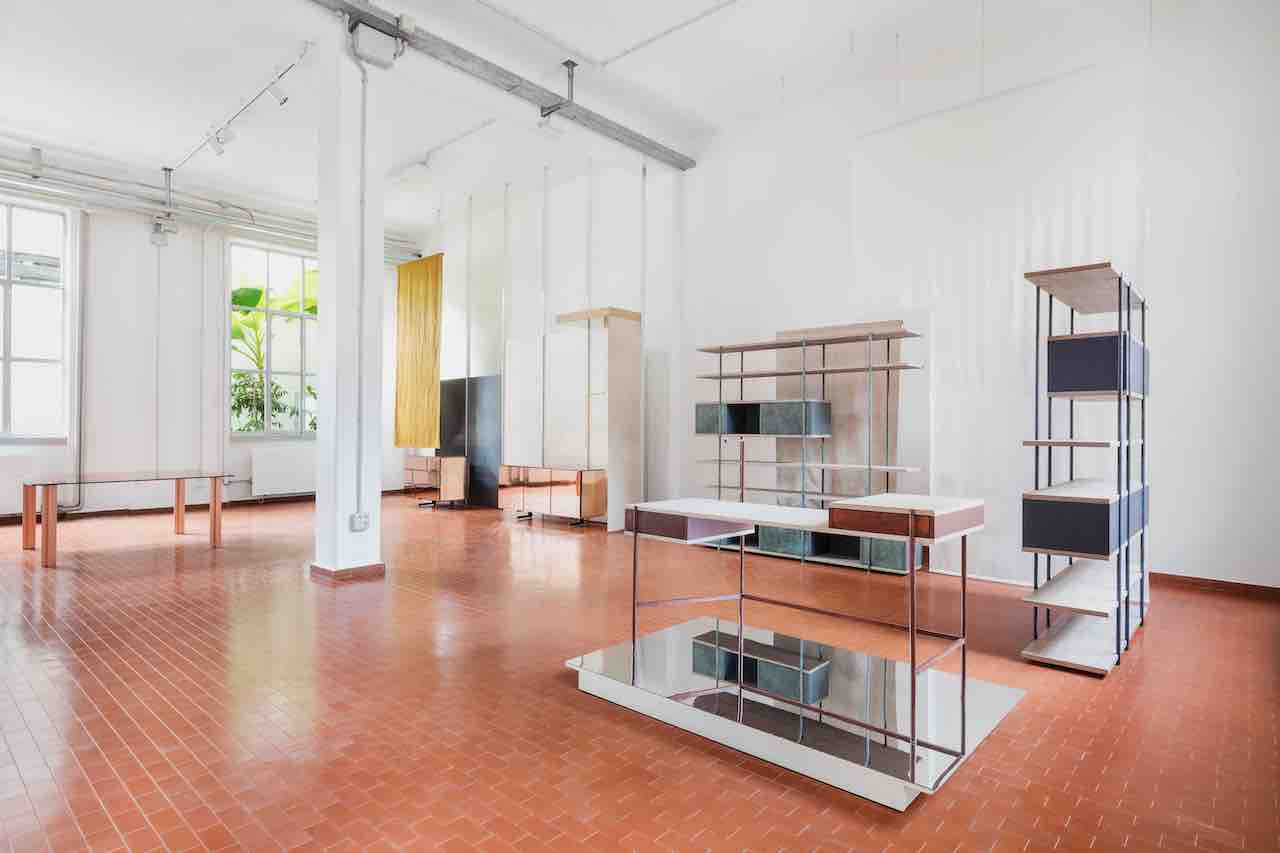 SEM (Spotti Edizioni Milano): the new brand's collections in its first showroom