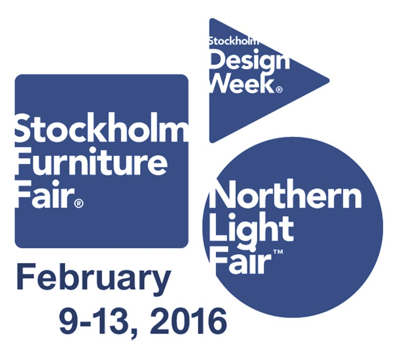 Stockholm Furniture & Light Fair + Stockolm Design Week
