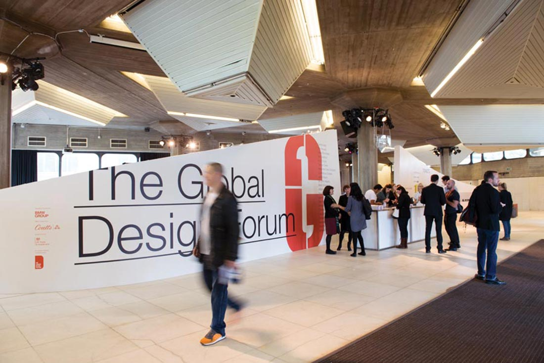 The London Design Festival 2015 (evento: Global Design Forum)