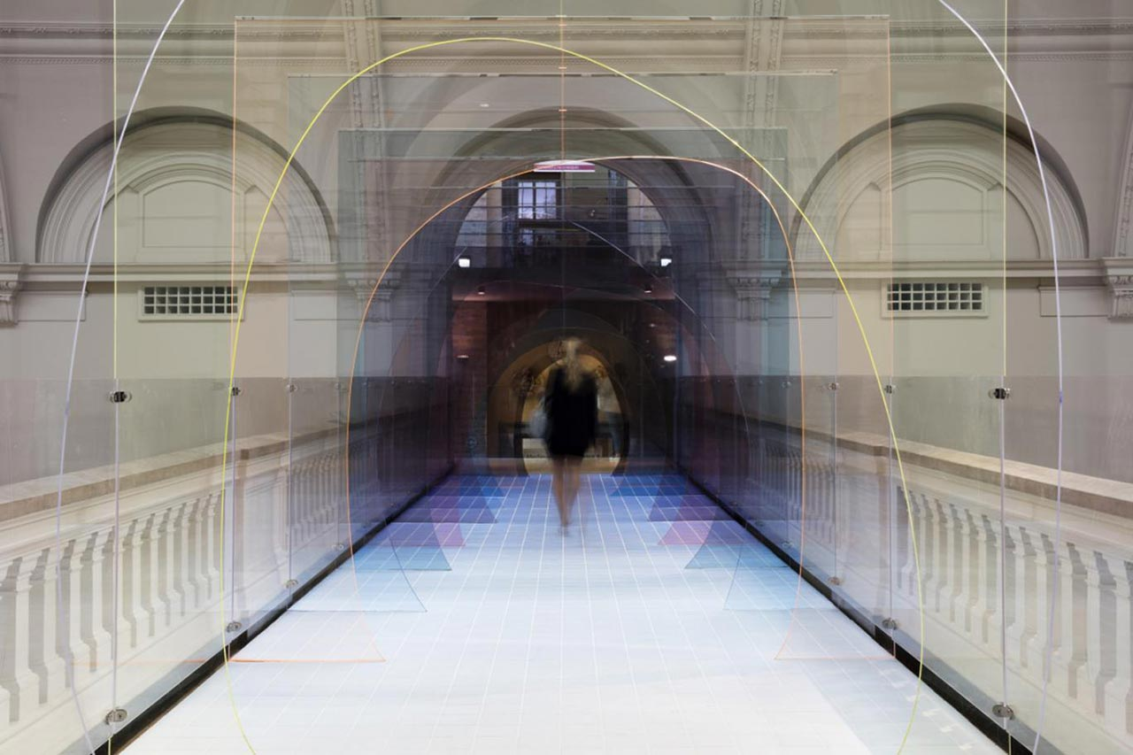 The London Design Festival 2015 (evento: Mise-en-abyme)