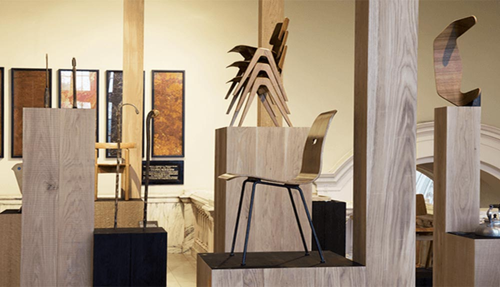 The London Design Festival 2015 (evento: Robin Day: Works in Wood)