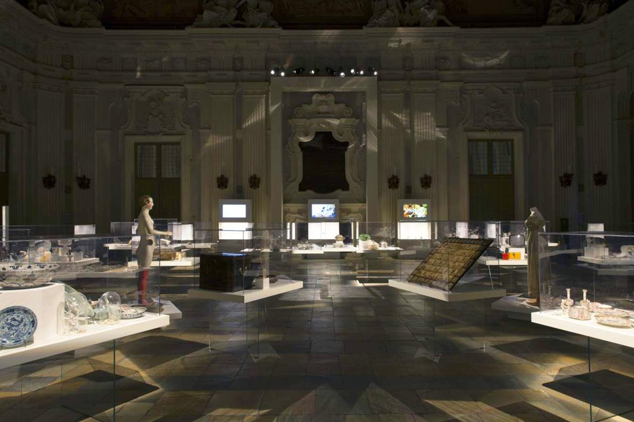 Exhibition 'Time Table. A tavola nei secoli' (dining through the ages) Torino, Italy