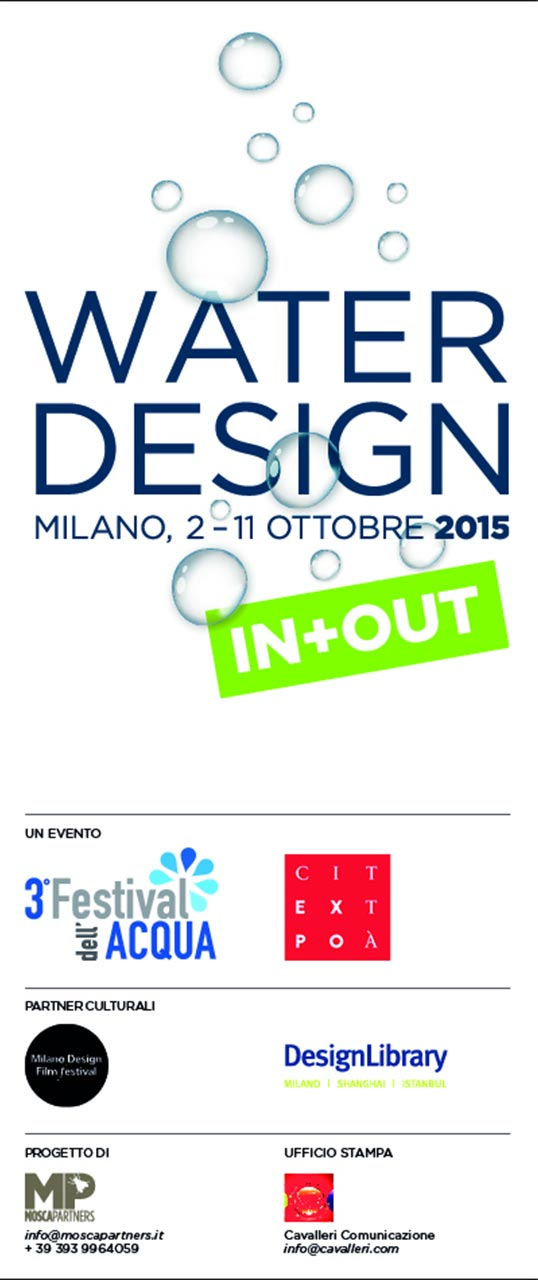 Brochure di Water Design 2015