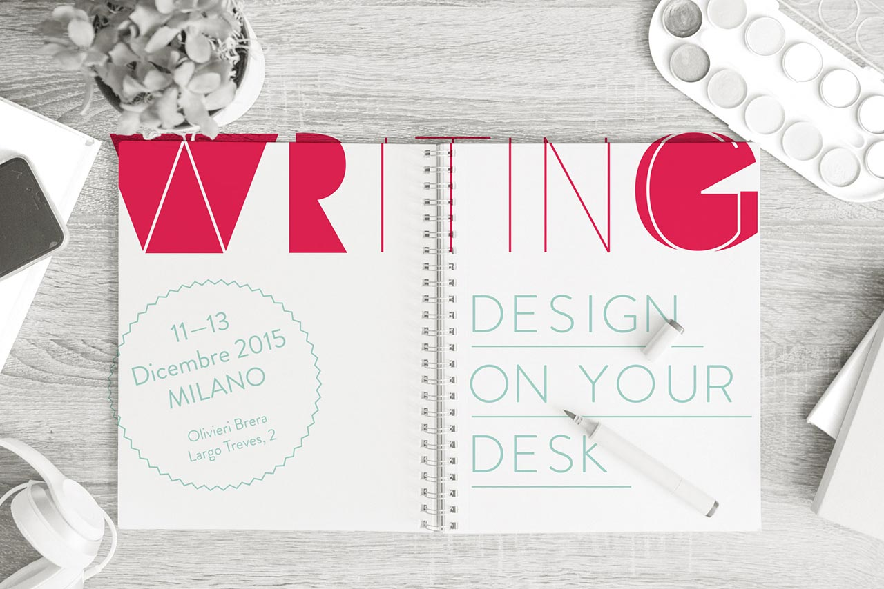 Writing | Design on your desk