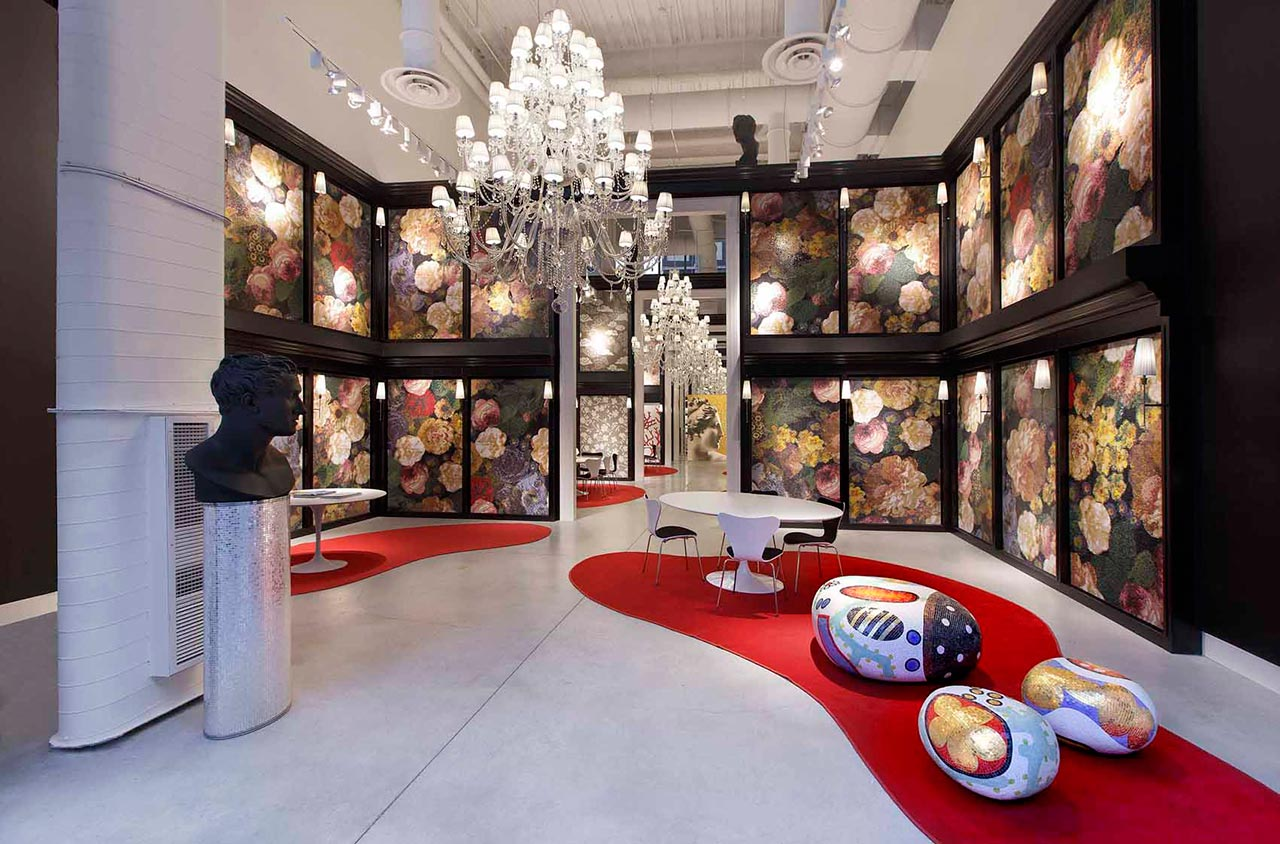 Bisazza Flagship Store, New York (photo: Andrea Resmini)