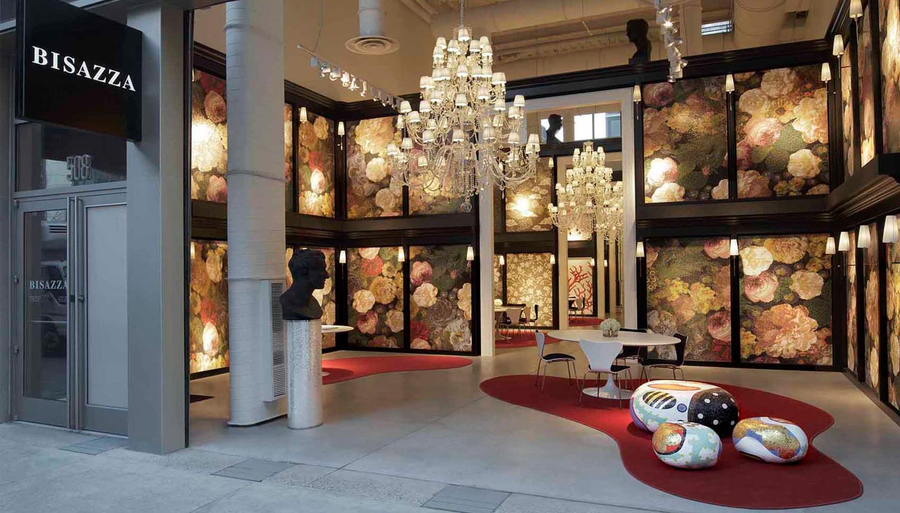 Bisazza Store Flagship Store - New York