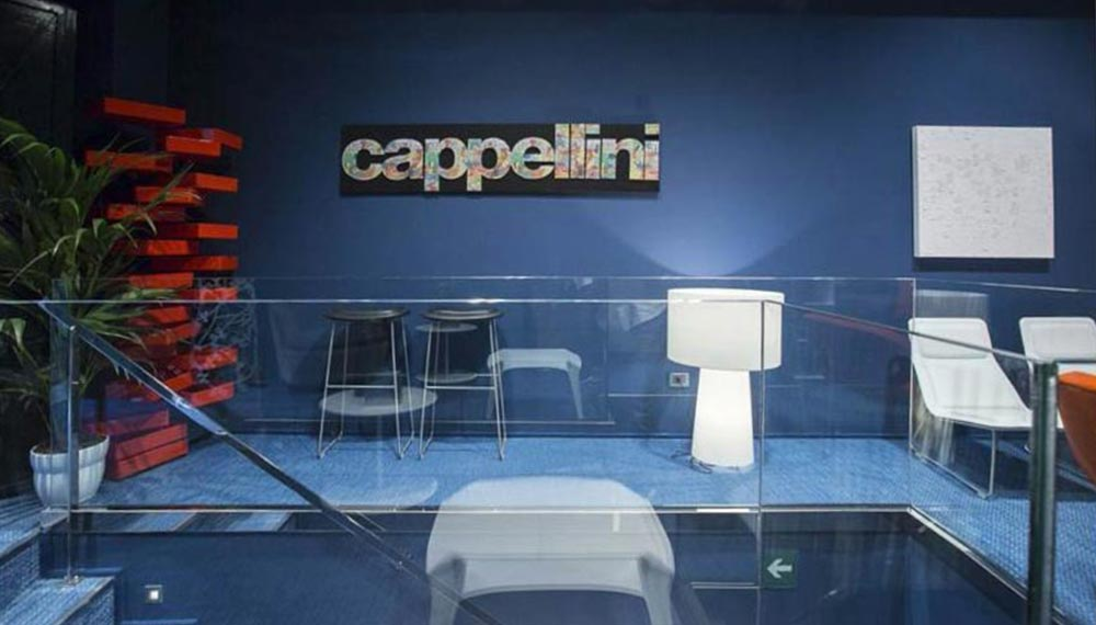 Cappellini showroom
