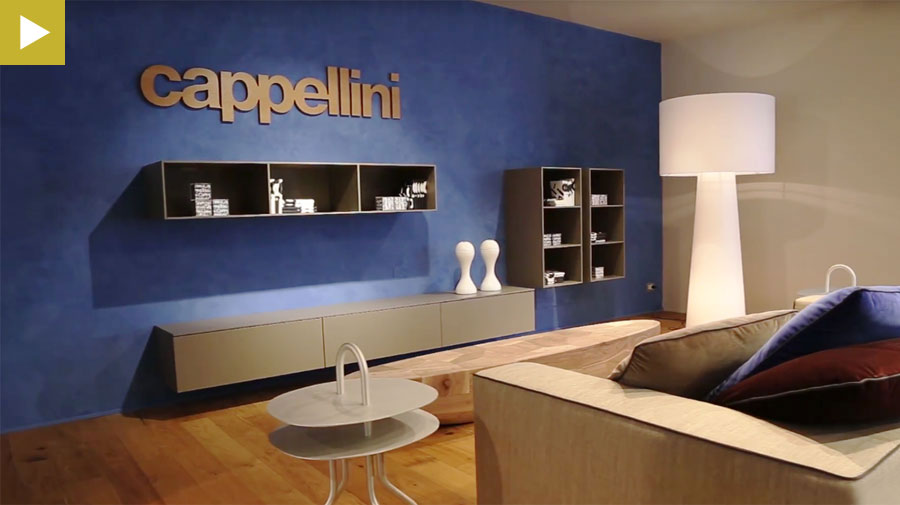 Cappellini: a new concept for contemporary living