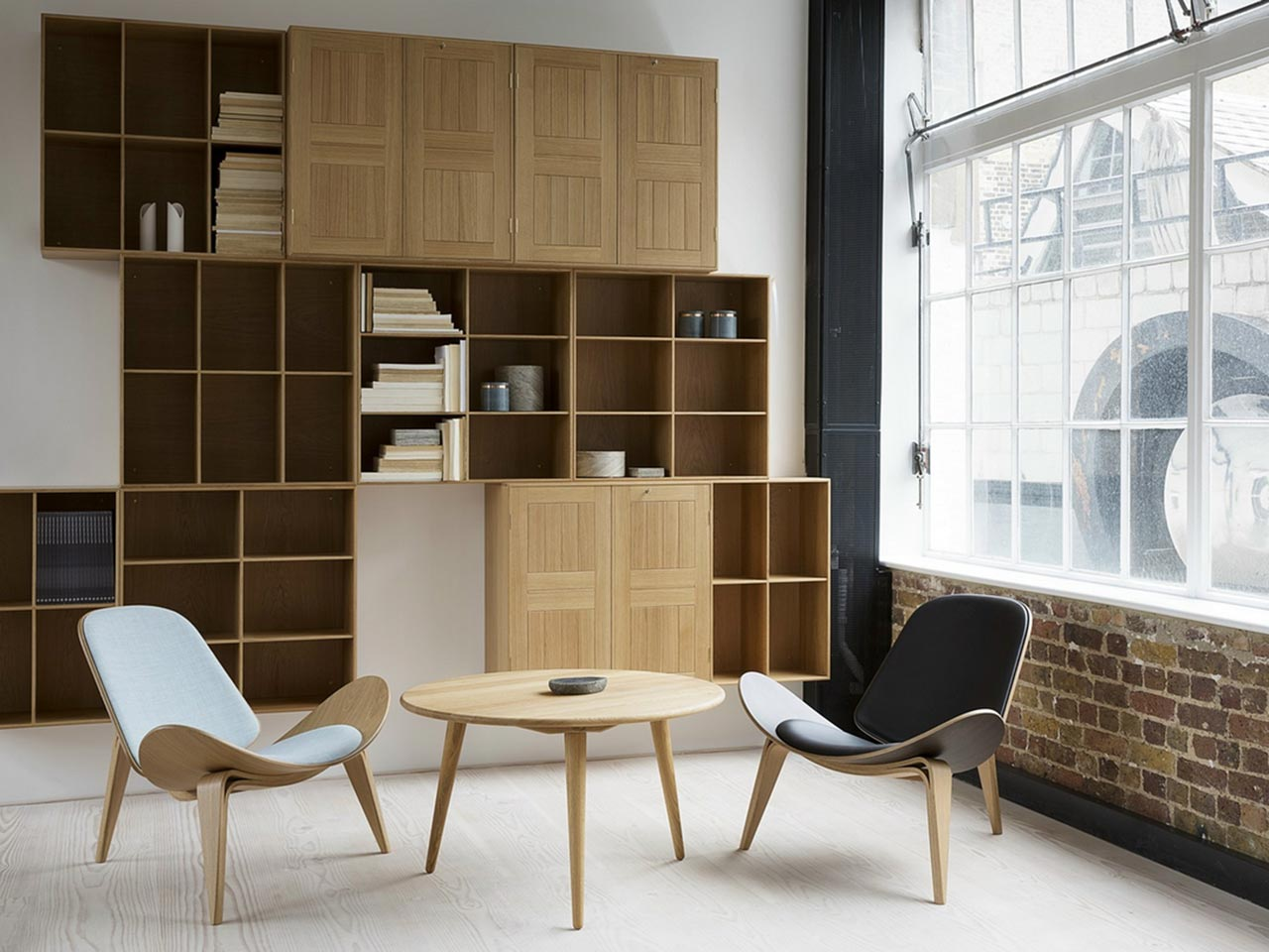 Carl Hansen & Son showroom