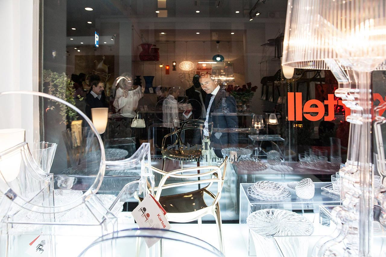 Kartell flagship store Palermo 10