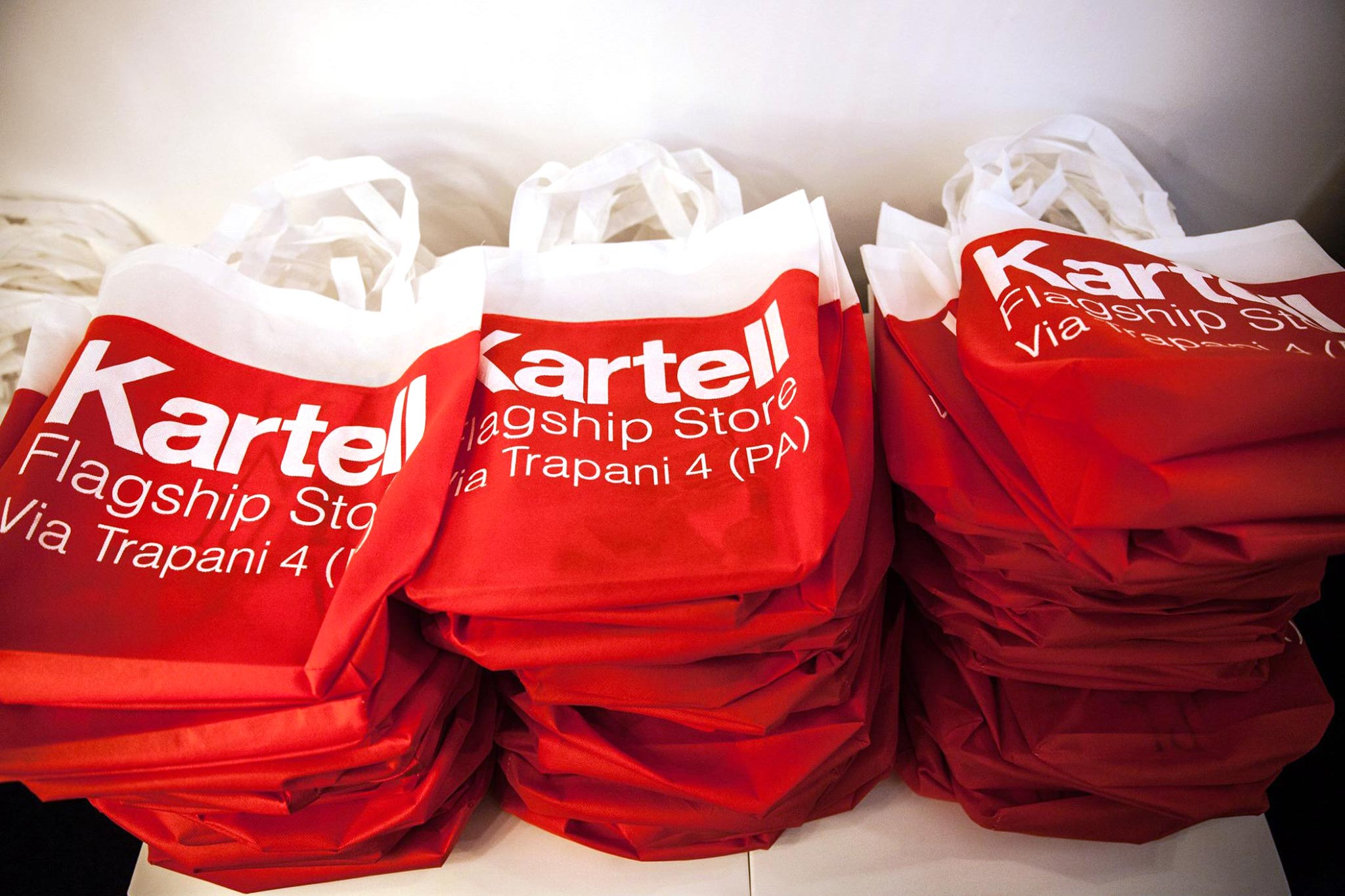 Kartell flagship store Palermo