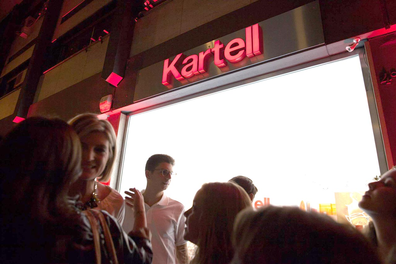 Kartell flagship store Palermo 4