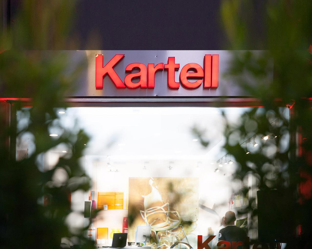 Kartell flagship store Palermo 5