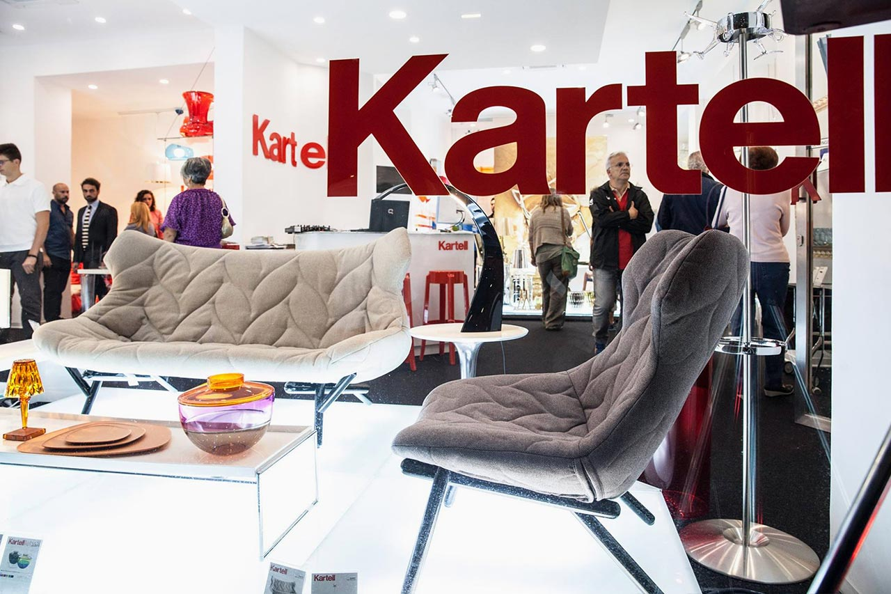 Kartell flagship store Palermo 6